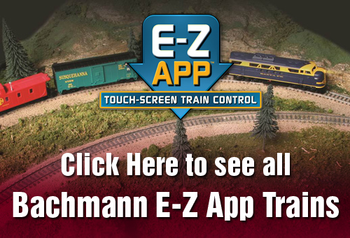 Click Here to See E-Z App Trains