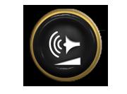 horn button - long