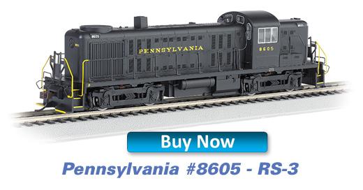 Pennsylvania - RS-3