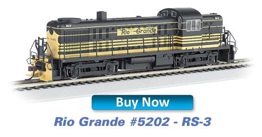 Rio Grande - RS-3