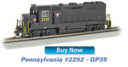 Pennsylvania - GP35