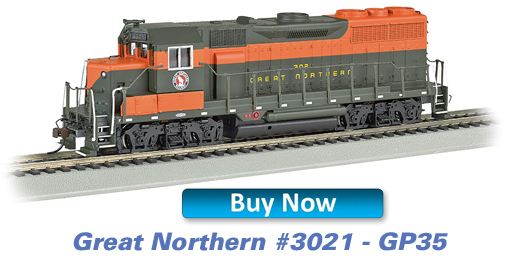 Great Northern - GP35