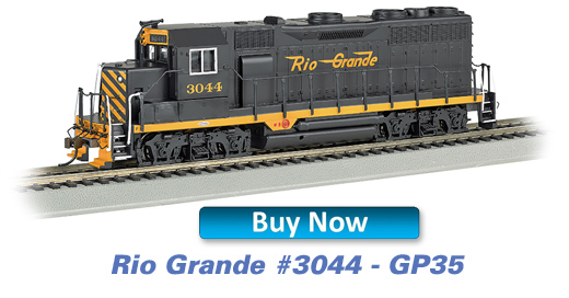 Rio Grande - GP35