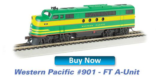 Westerm Pacific - FT A-Unit