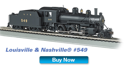 Louisville-Nashville - GP35